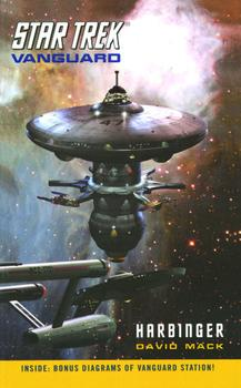 Star Trek: Vanguard #1: Harbinger