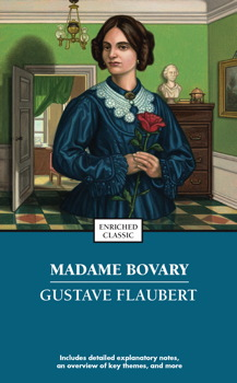 a literary analysis of emma bovary in madame bovary Madame bovary is also a work of realism in terms of characterization emma bovary herself is tolstoy literary analysis literary criticism.
