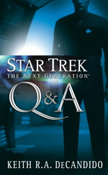 Star Trek: The Next Generation: Q&A