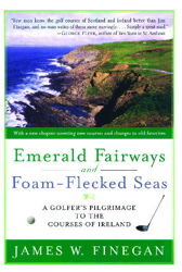 Emerald Fairways and Foam-Flecked Seas