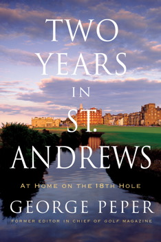 Two Years in St. Andrews