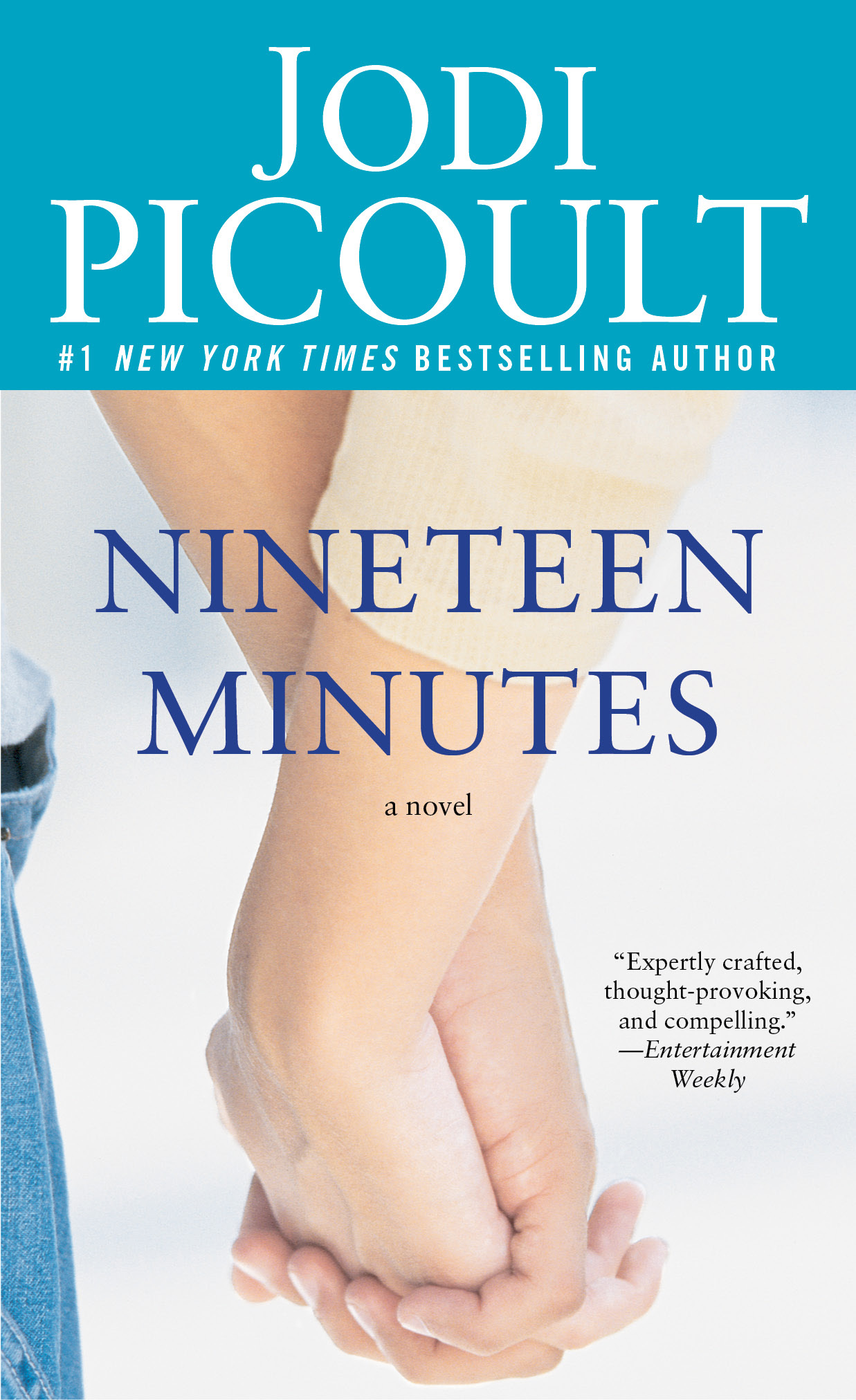 nineteen minutes Nineteen minutes is enough time to become disenchanted with an author sometimes, it doesn't even take the reading of an entire book, though i made it all the way through jodi picoult's nineteen.