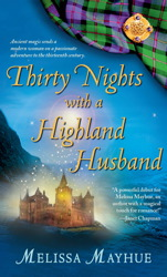 Thirty Nights with a Highland Husband book cover