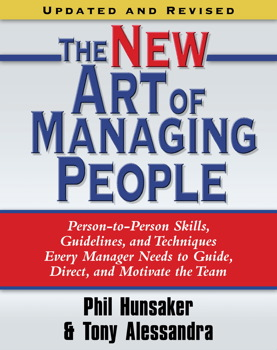 The New Art of Managing People, Updated and Revised