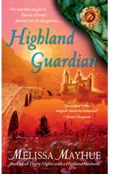 Highland Guardian book cover