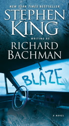 Blaze by Richard Bachman (2008, CD, Reissue, Unabridged) Steven King Audiobook