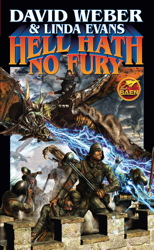 Hell Hath No Fury (BOOK 2 in new MULTIVERSE series)
