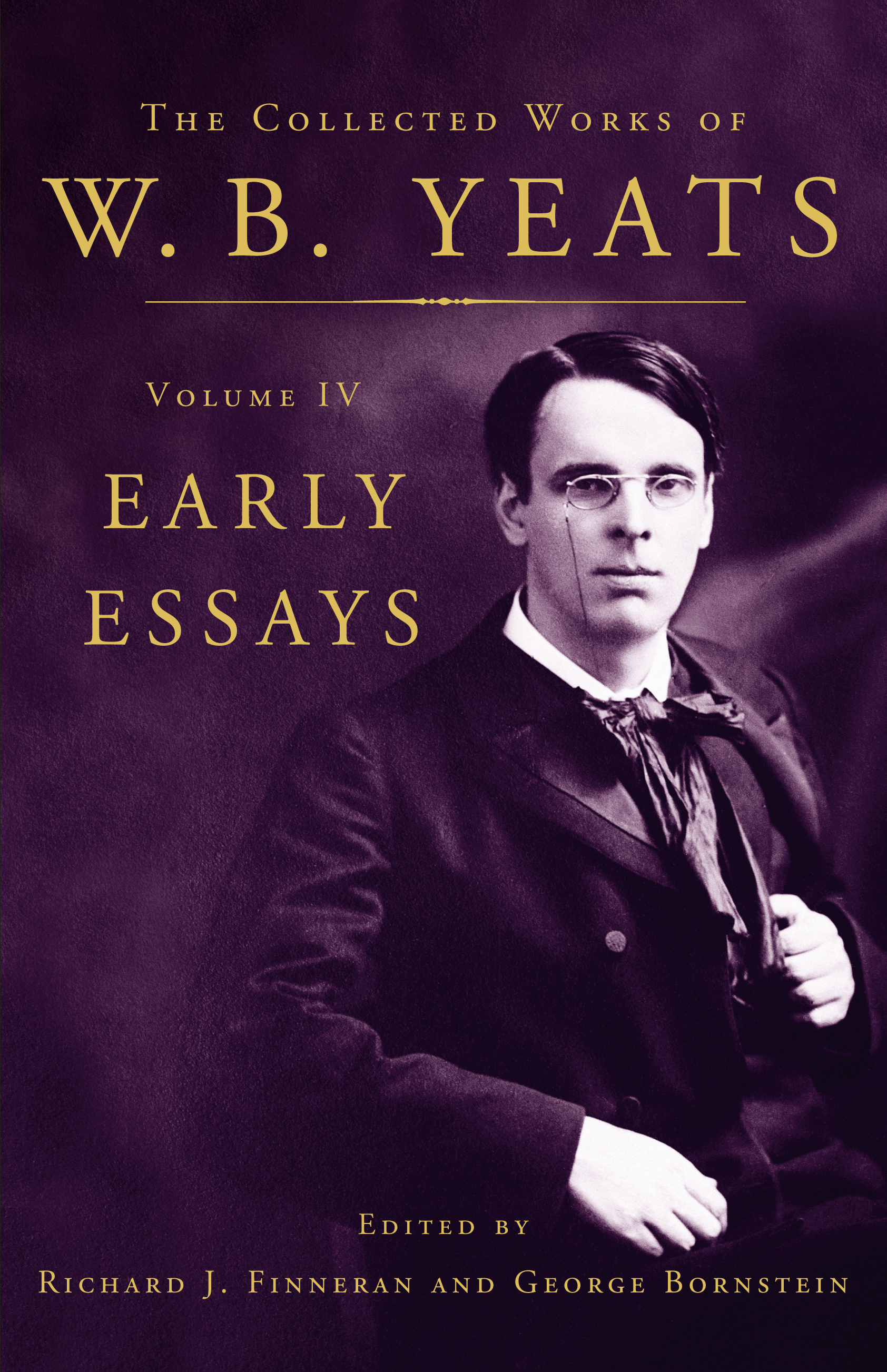 essays on yeats Yeats john butler (1918),essays irish and  john butler yeats and the irish renaissance with pictures from the collection of michael butler yeats and from.