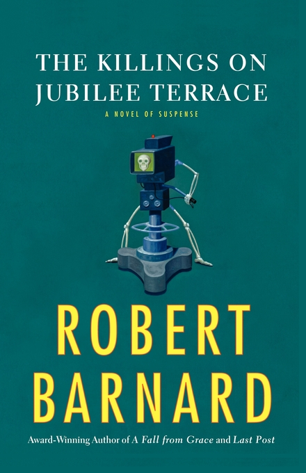The killings on jubilee terrace book by robert barnard for The terrace book