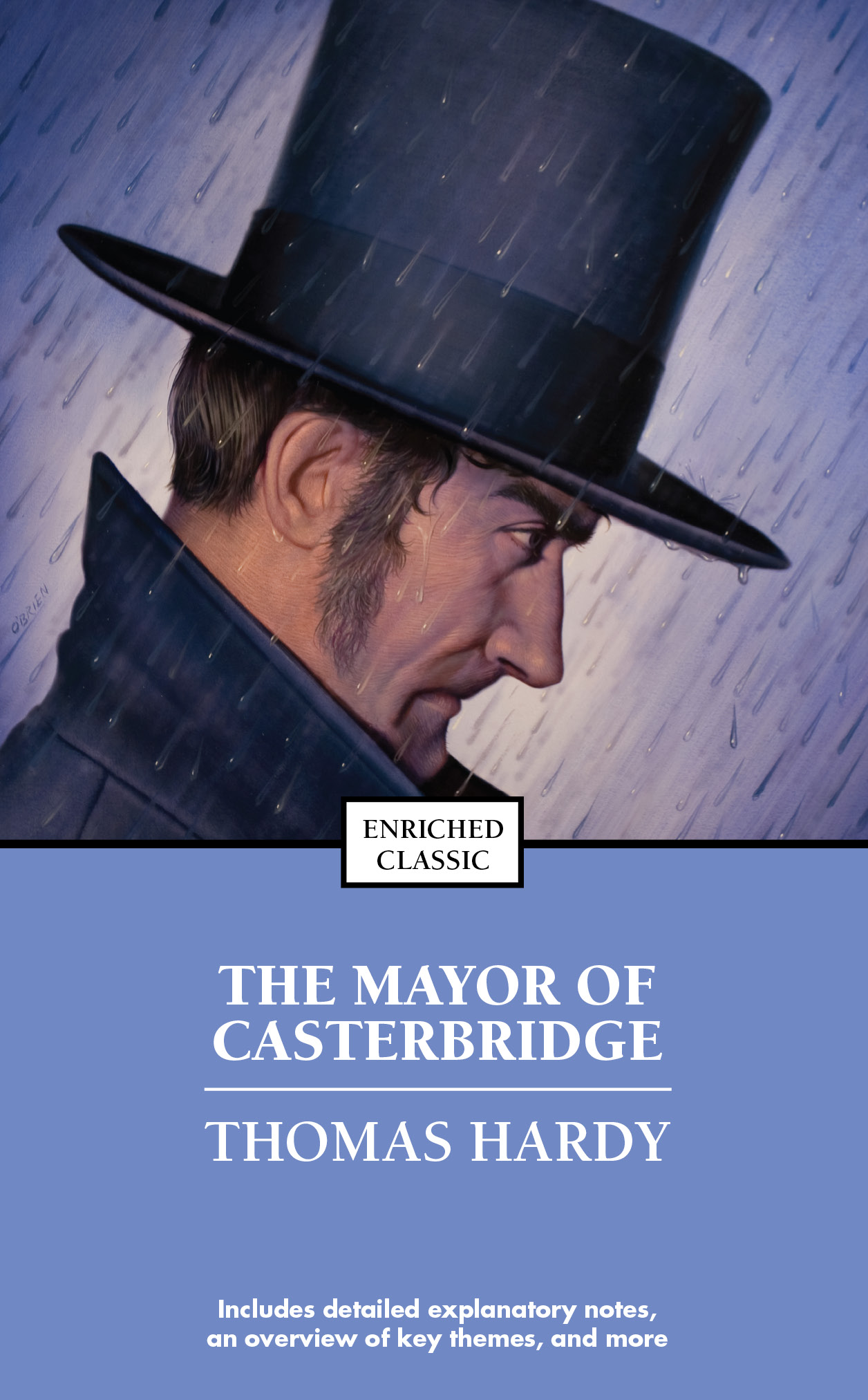 an analysis of michael henchard in the mayor of casterbridge Michael henchard, fictional character, a well-to-do grain merchant with a guilty  secret in his past who is the protagonist of the novel the mayor of casterbridge.