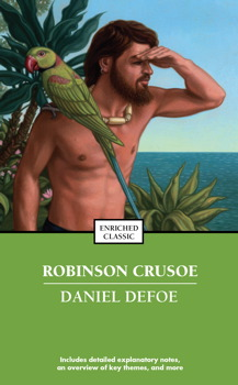 the theme of faith in survival in daniel defoes robinson crusoe The novel robinson crusoe by daniel defoe shows the faith in a person to survive purely on determination and will with no previous knowledge of tools, navigation, or even a belief in god, robinson crusoe learns to acquire these skills by himself when he is stranded on a deserted island.