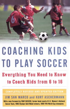 Coaching Kids to Play Soccer