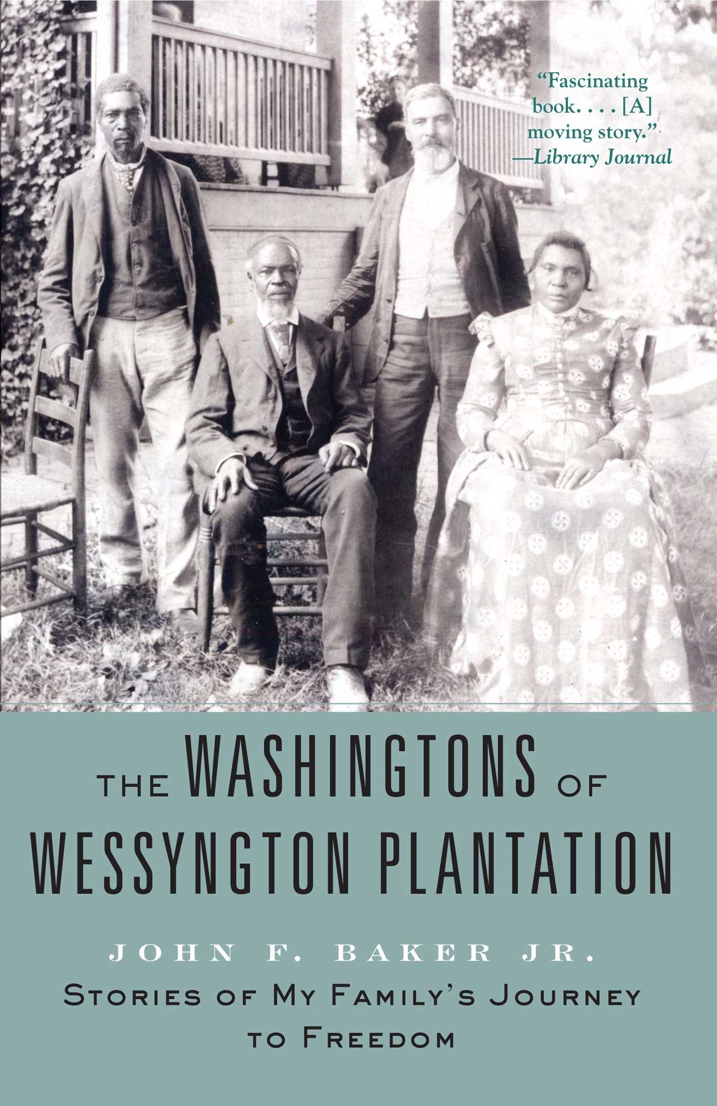 Washingtons of wessyngton plantation 9781416570332 hr
