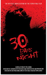 30 Days of Night Movie Novelization