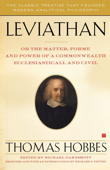 Leviathan | Book by Thomas Hobbes | Official Publisher ...
