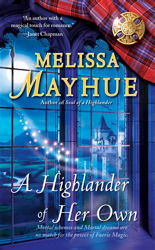 A Highlander of Her Own book cover