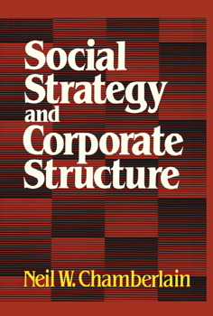 Social Strategy & Corporate Structure