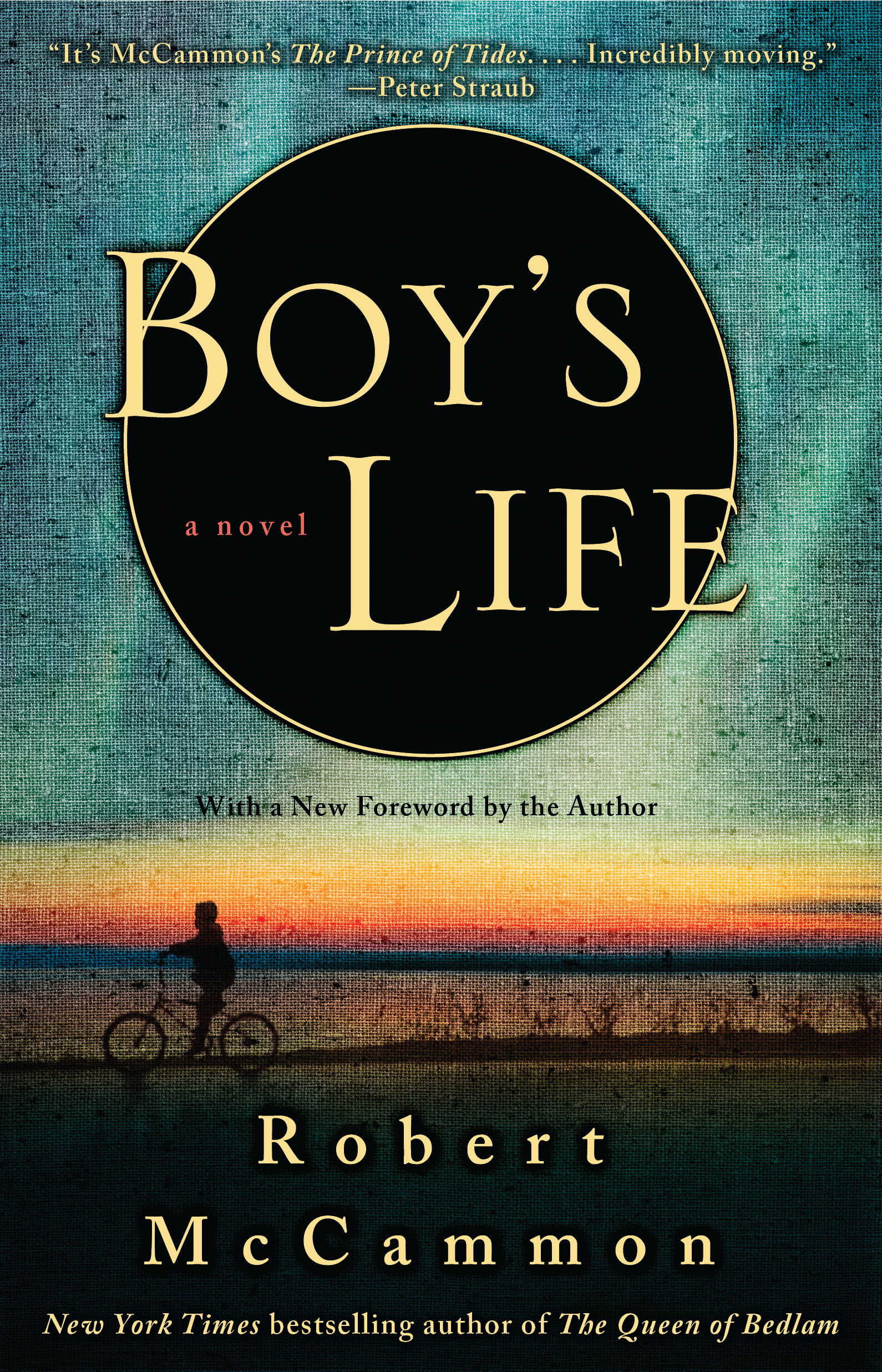 an analysis of robert mccammons novel boys life Review of the coming of age classic book boy's life by robert mccammon after reading boys life, i read mccammons other horror stories that he is known so well.