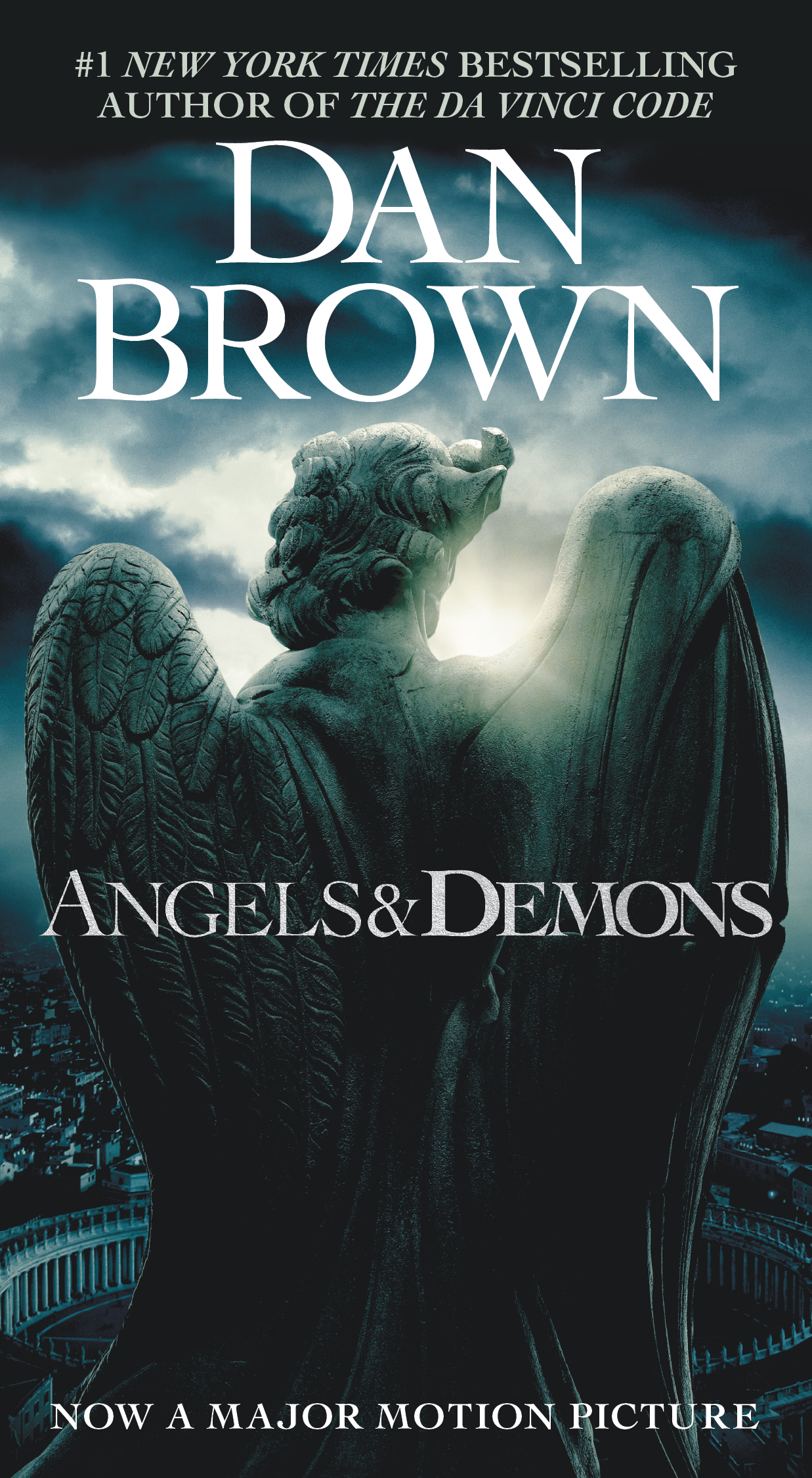 Angels & Demons - Movie Tie-In | Book by Dan Brown ...