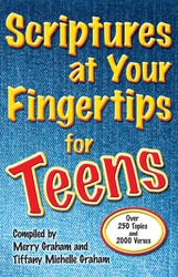 Scriptures at Your Fingertips for Teens