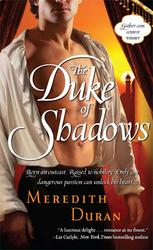 The Duke of Shadows book cover