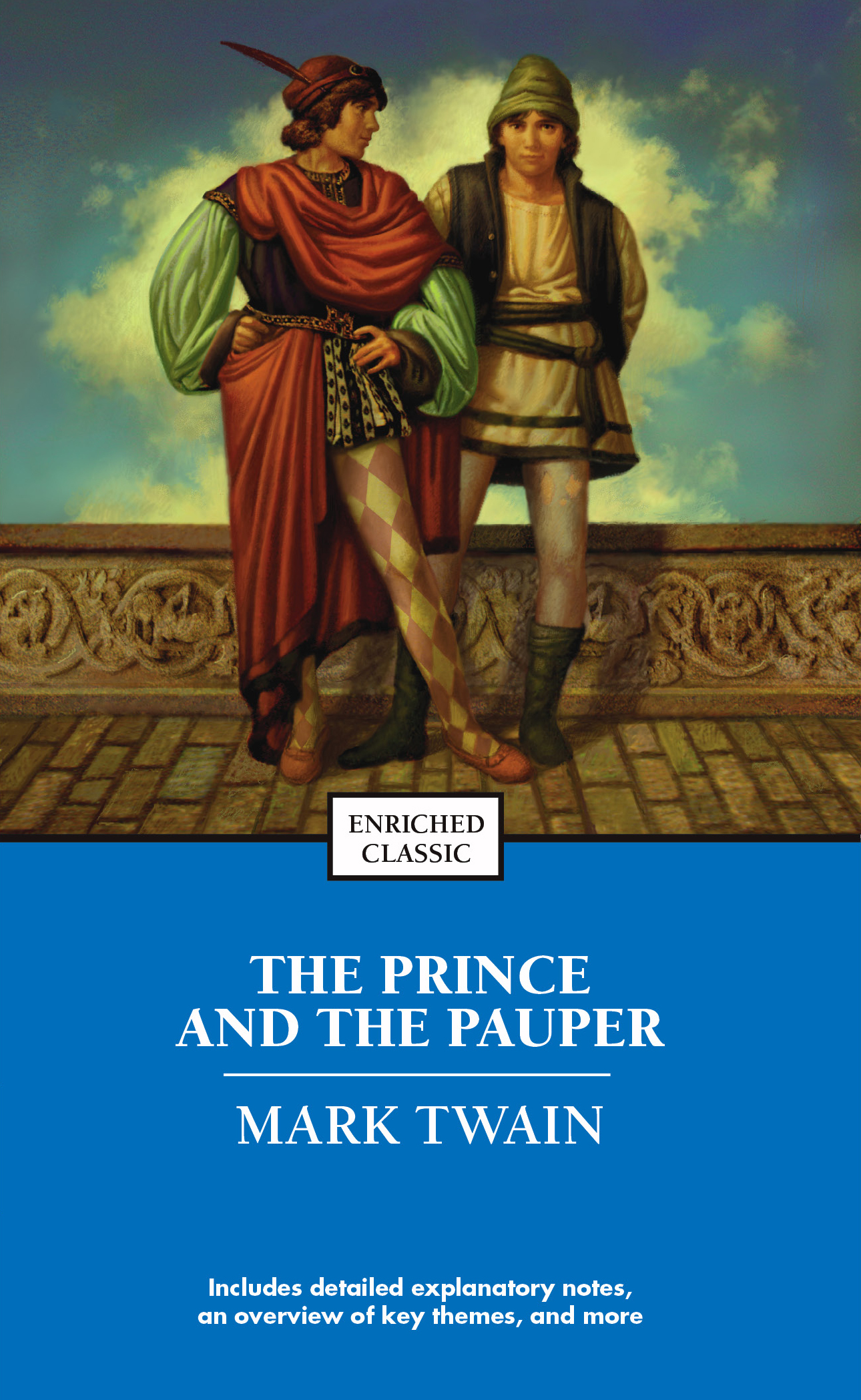 a book report of the prince and the pauper by mark twain The prince and the pauper book summary and study guide  the main  character: in mark twain's rendition, both tom canty and prince edward have a  sense.