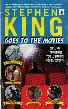 Stephen King Goes to the Movies