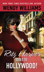 Ritz Harper Goes to Hollywood!