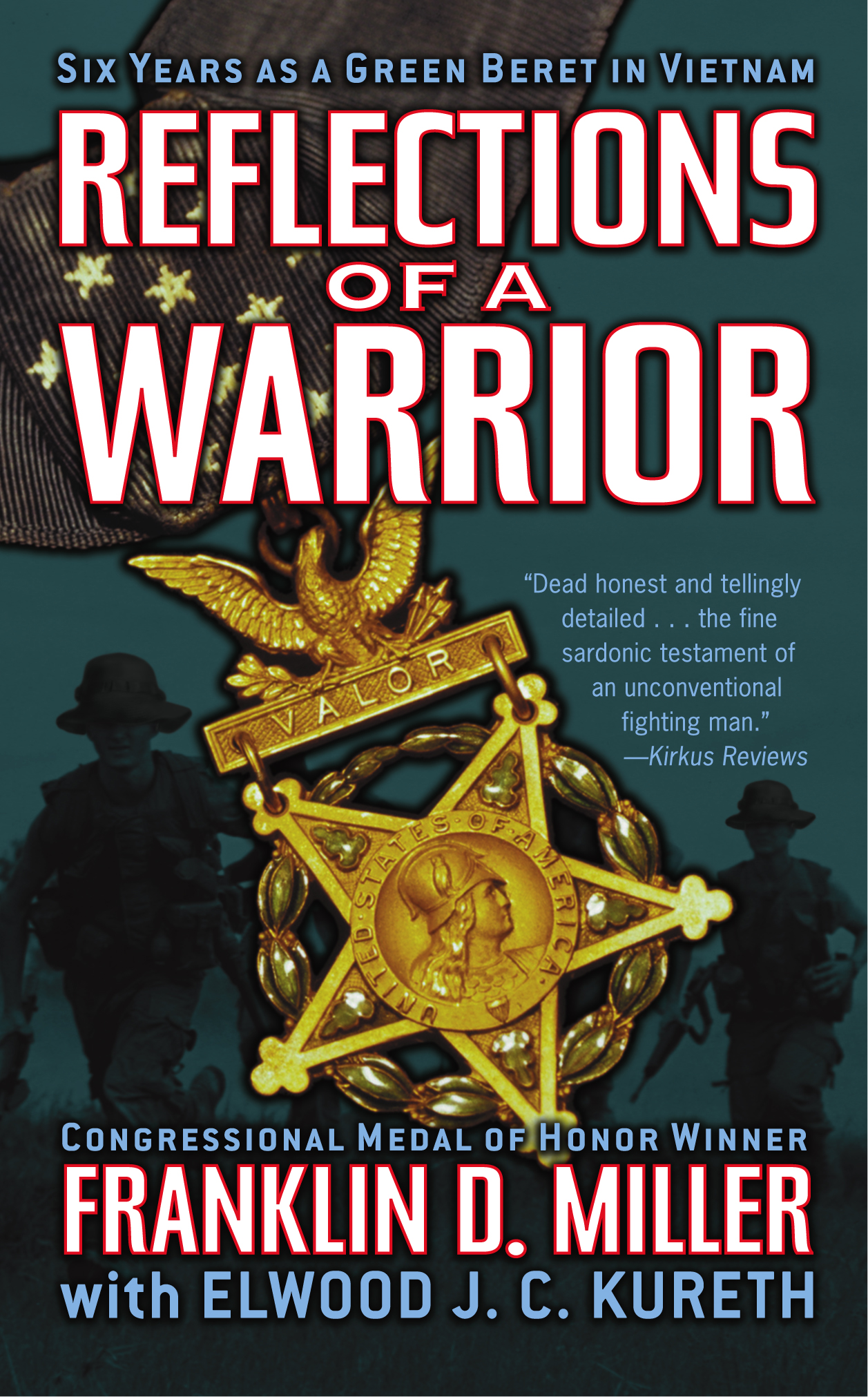 Reflections of a warrior ebook by elwood jc kureth official six years as a green beret in vietnam fandeluxe Epub