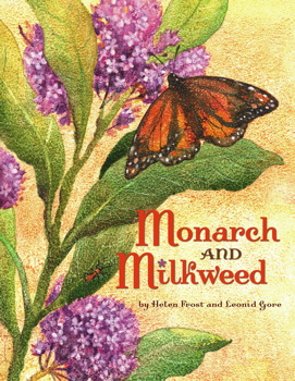 monarch butterfly and milkweed relationship questions