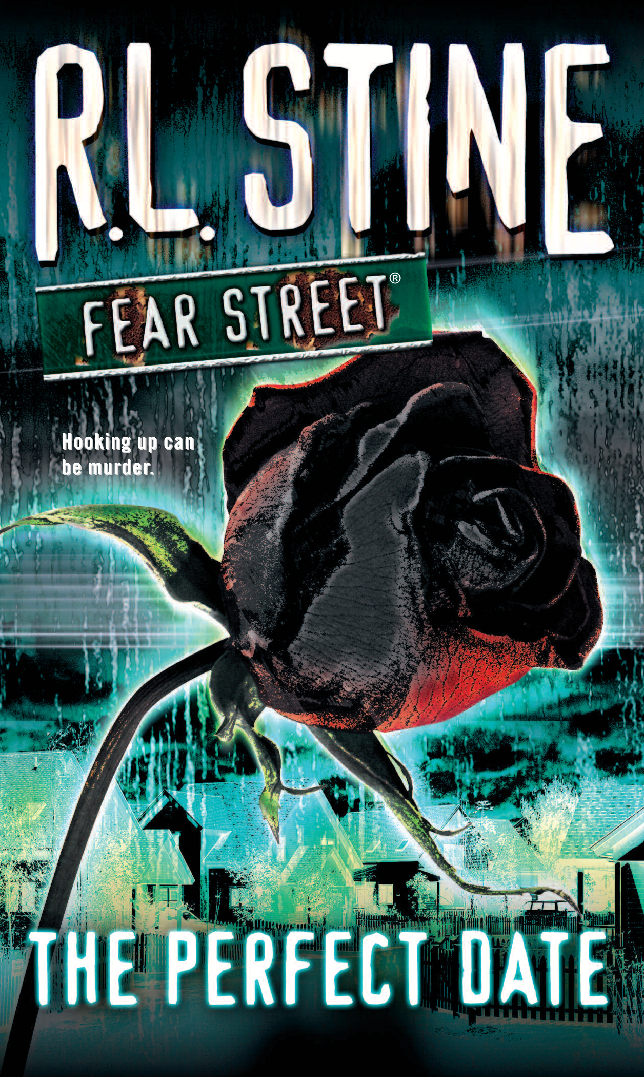 Fear Street Superchillers Books by R.L. Stine from Simon & Schuster