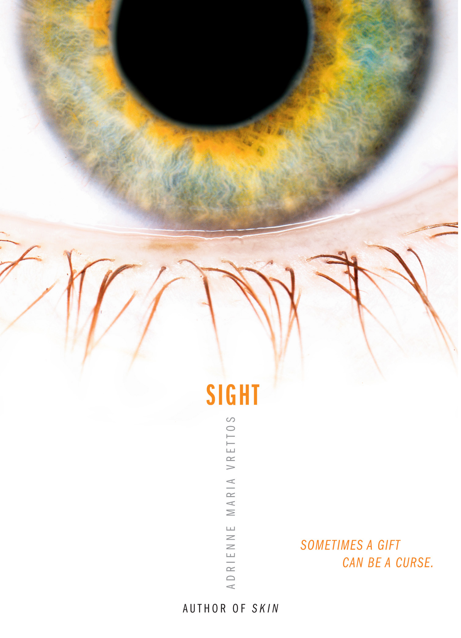 Sight book by adrienne maria vrettos official publisher page cvr9781416906582 9781416906582 hr fandeluxe Ebook collections