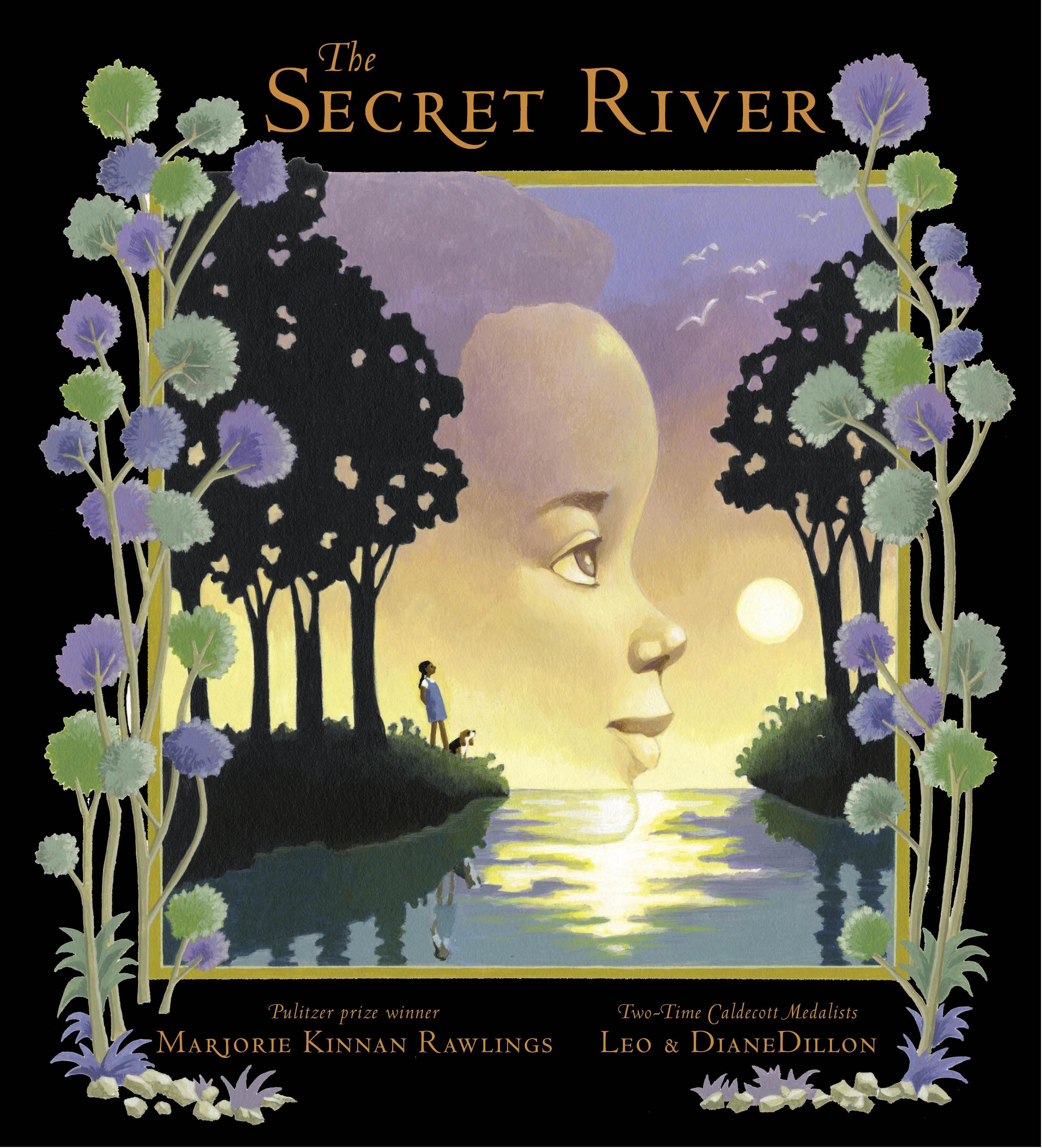Book Cover Image (jpg): The Secret River
