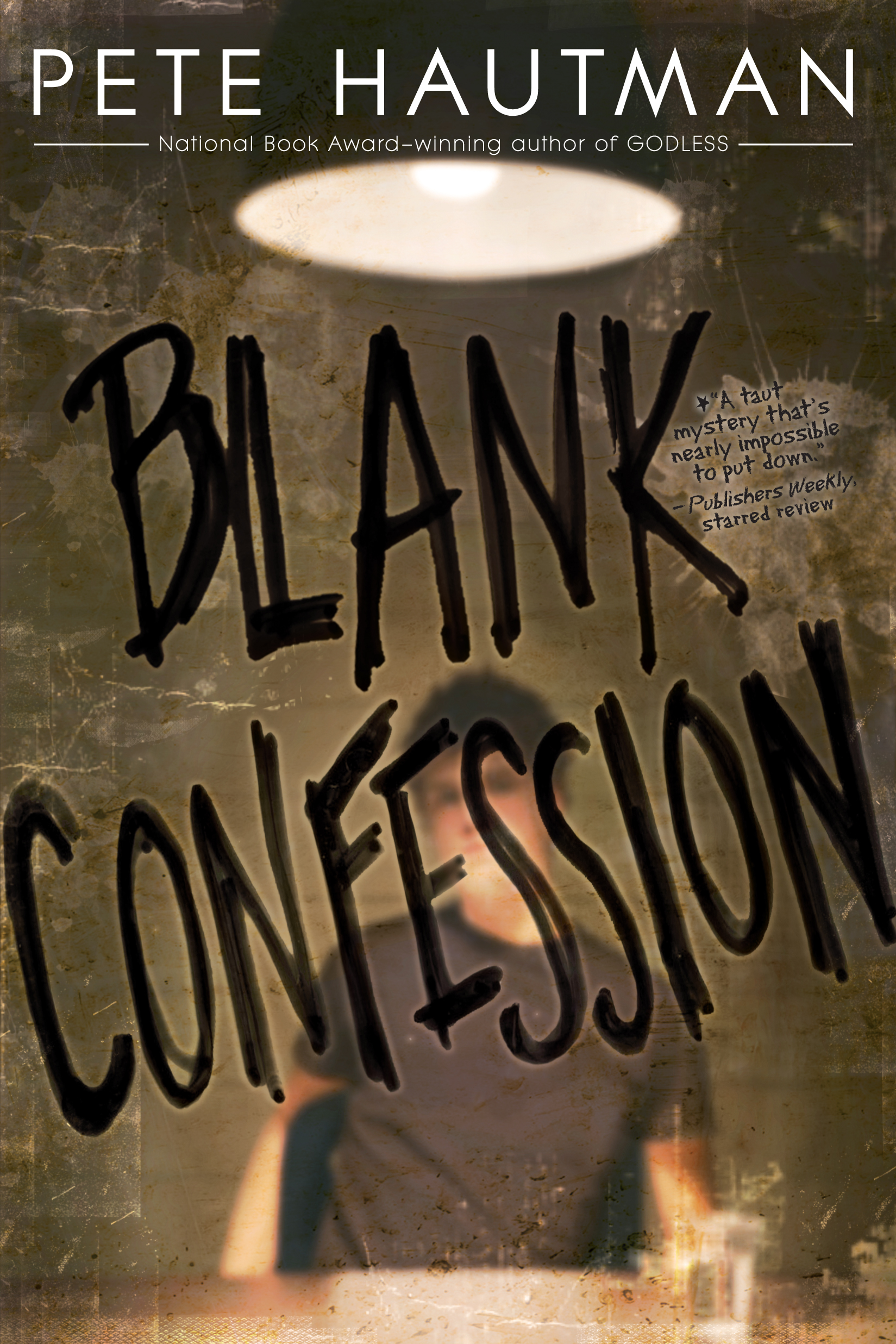 blank confession Blank confession by:nick starner summary blank confession is a mystery about a possible murder, that's among teens from school to home, will it follow them and for how long.