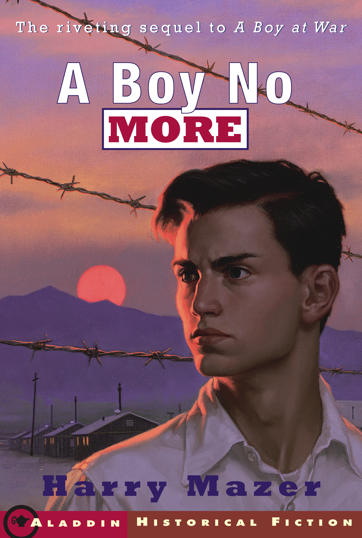 boy no more harry mazer Buy the paperback book a boy no more by harry mazer at indigoca, canada's largest bookstore + get free shipping on fiction and literature books over $25.