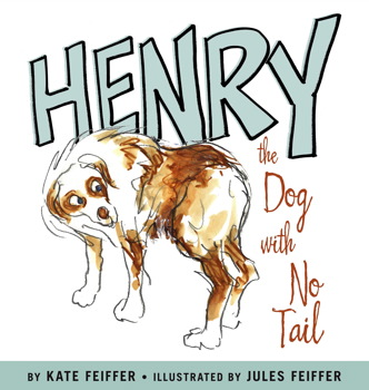 Henry the Dog with No Tail