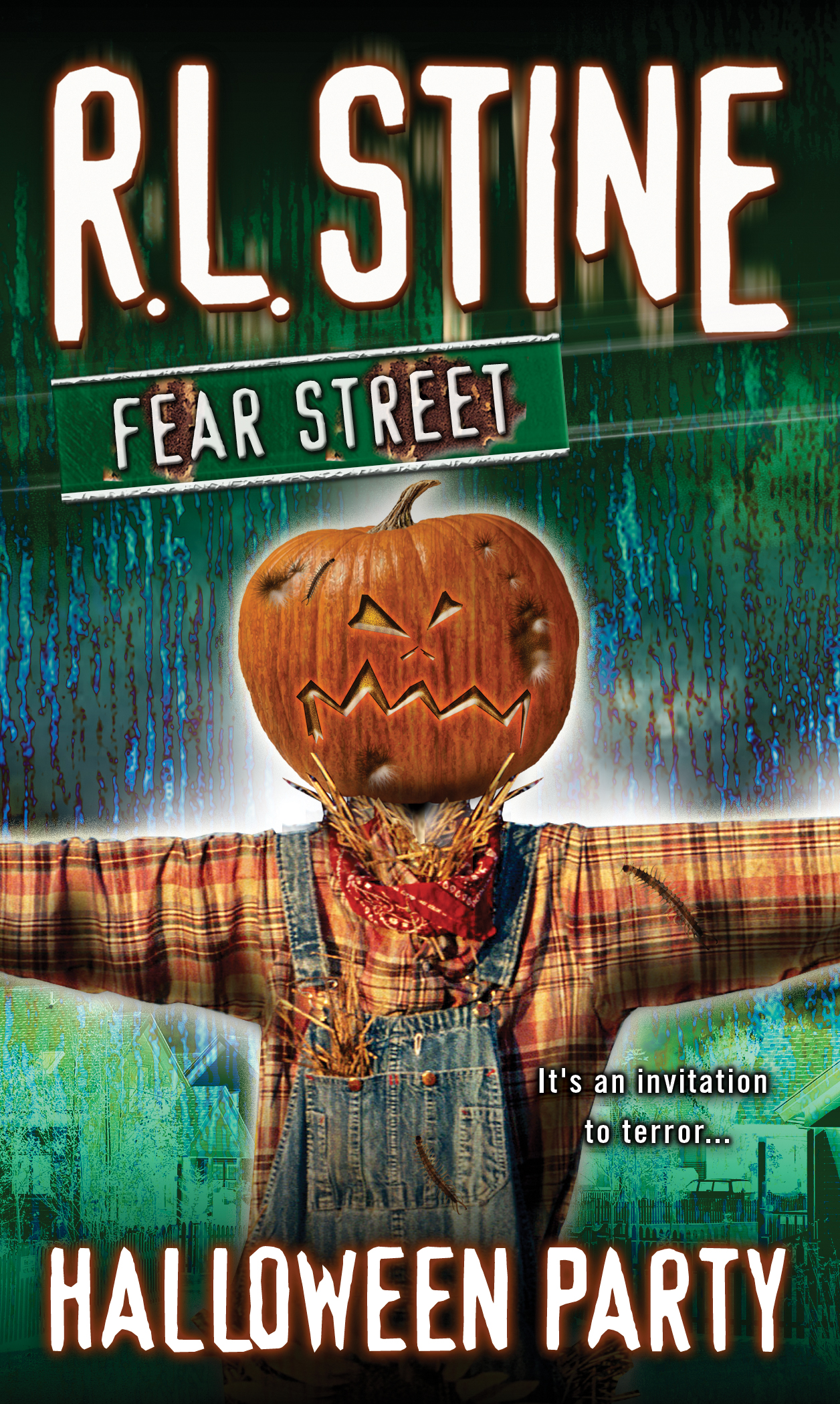 Halloween Party | Book by R.L. Stine | Official Publisher Page ...