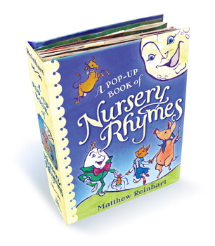 A Pop-Up Book of Nursery Rhymes