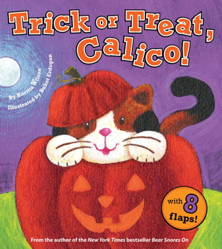 Trick or Treat, Calico!