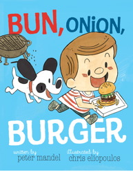 Bun, Onion, Burger