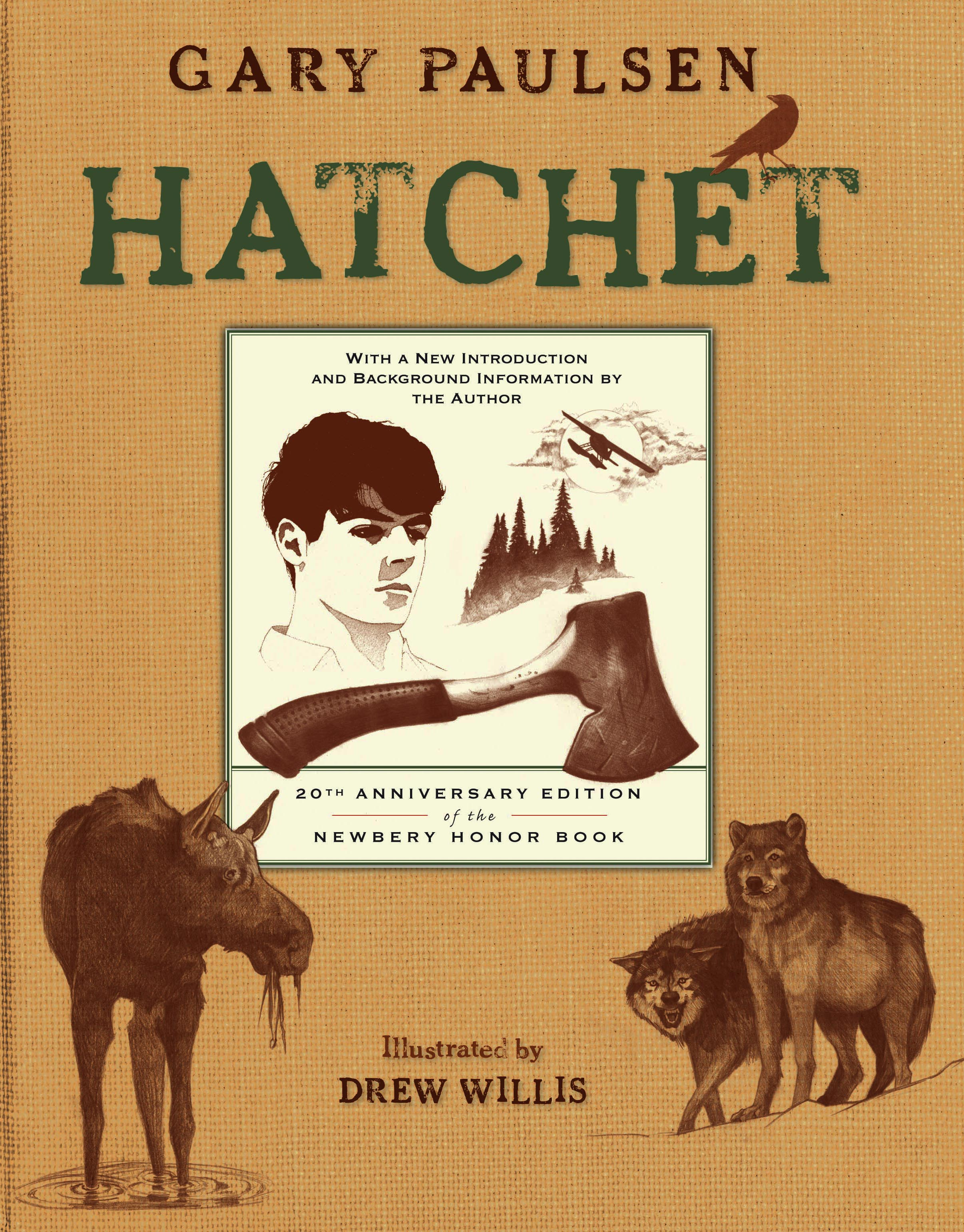 Hatchet | Book by Gary Paulsen, Drew Willis | Official Publisher ...