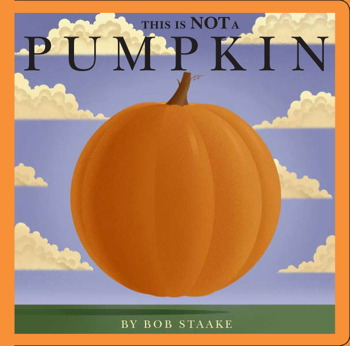 This Is NOT a Pumpkin