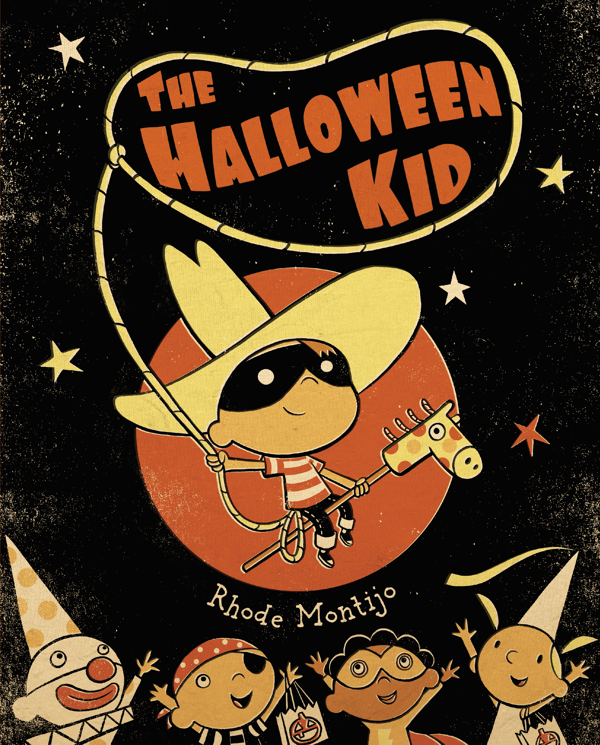 The Halloween Kid | Book by Rhode Montijo | Official Publisher ...