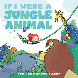 If I Were a Jungle Animal