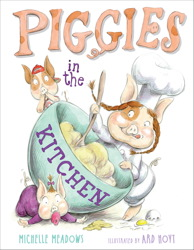 Piggies in the Kitchen