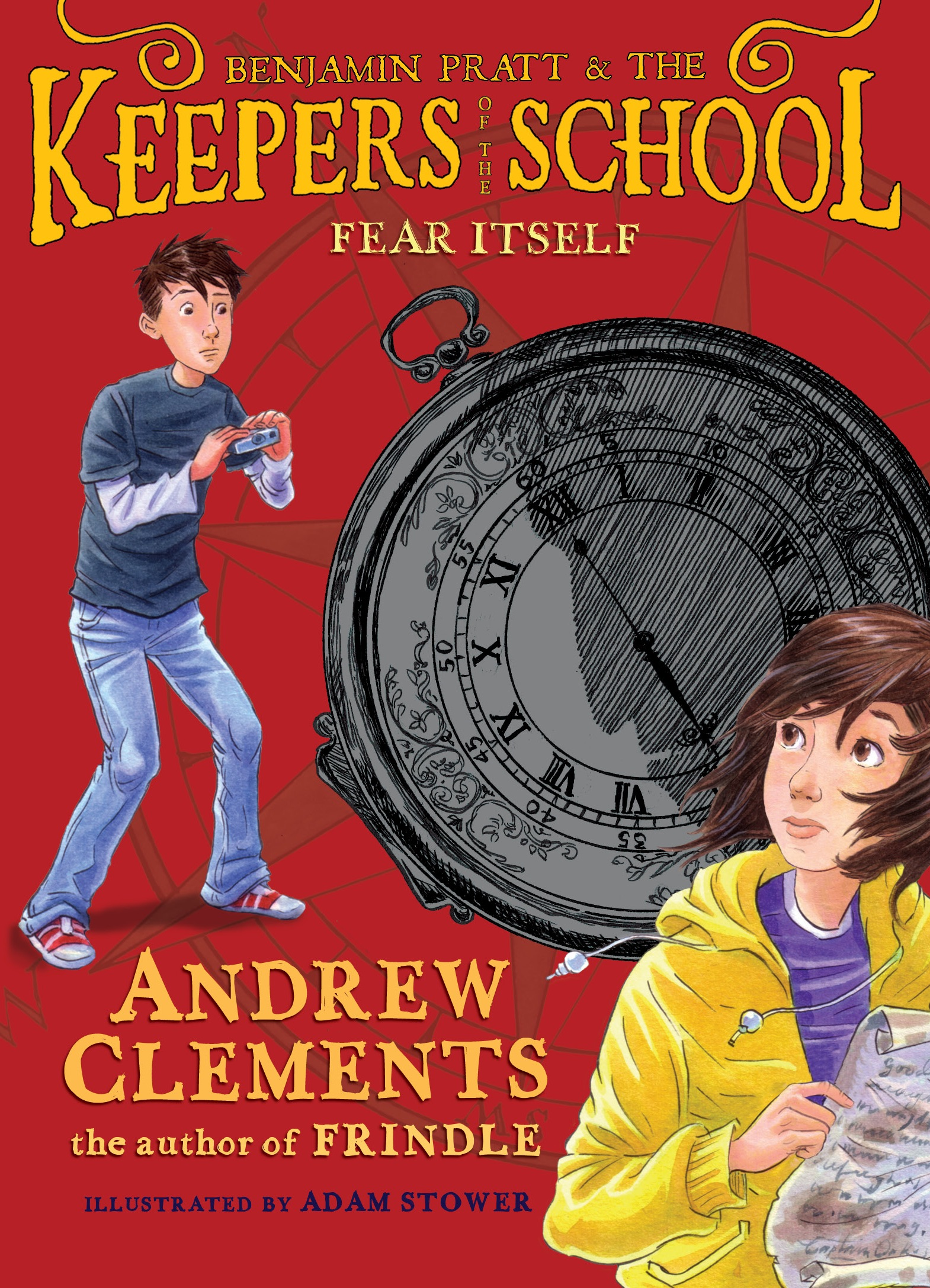 lost and found andrew clements pdf
