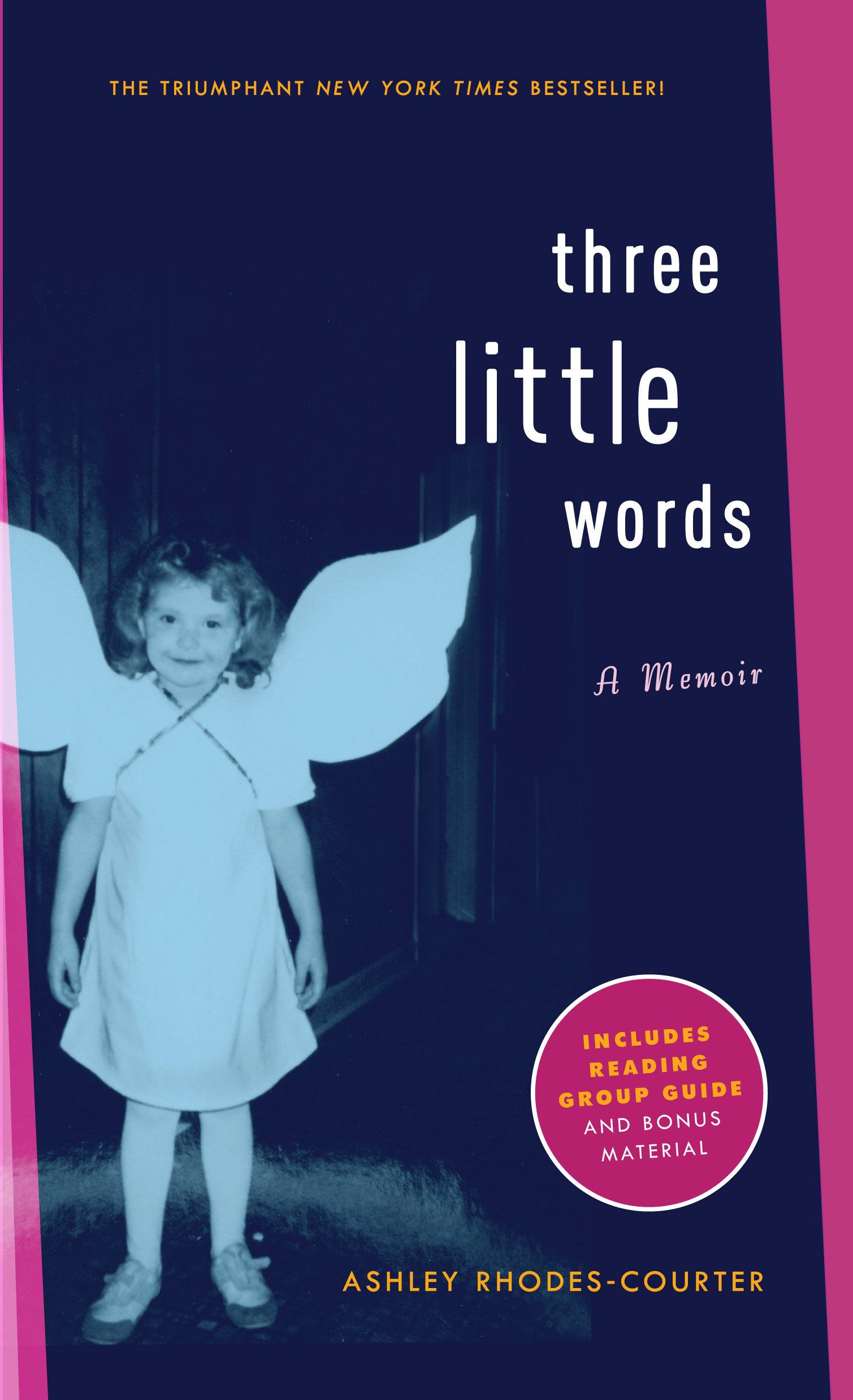 Image result for three little words book