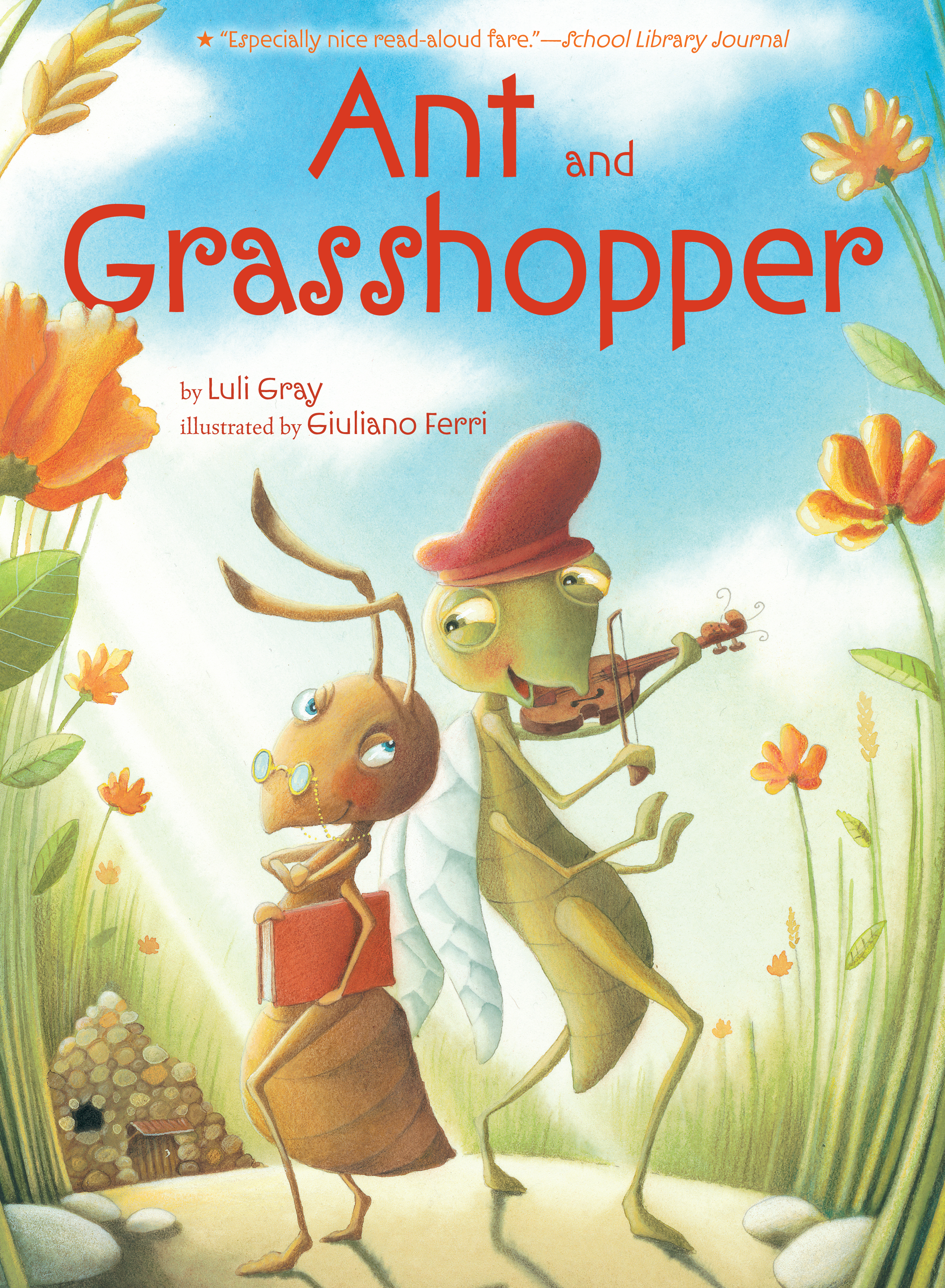 how to raise grasshoppers for food