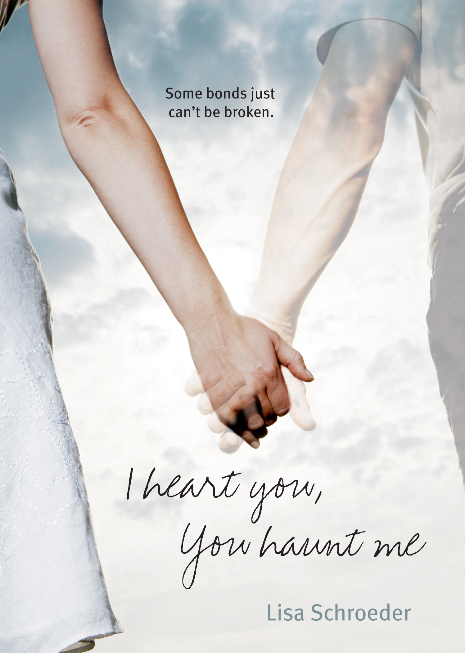 I Heart You, You Haunt Me | Book by Lisa Schroeder | Official ...