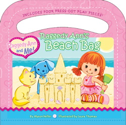 Raggedy Ann's Beach Bag
